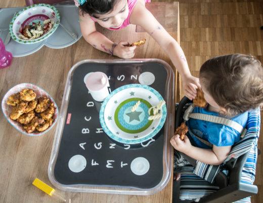 Mini & Stil, Mama Blog Schweiz, Tischsets Stokke